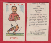Dundee Johnny Lynch